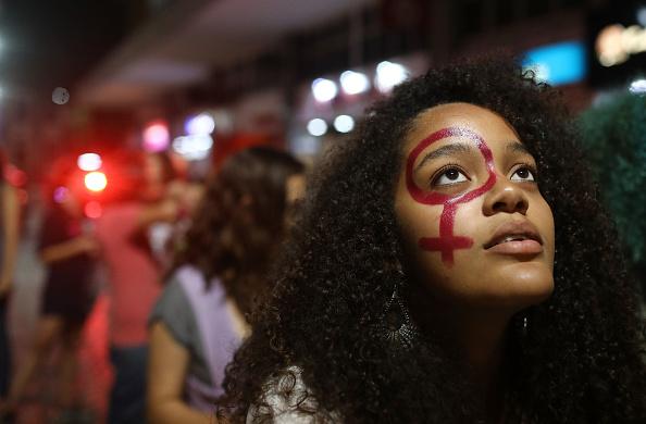 Social Justice - Concept「Pro-Choice Activists March In Rio De Janeiro」:写真・画像(17)[壁紙.com]