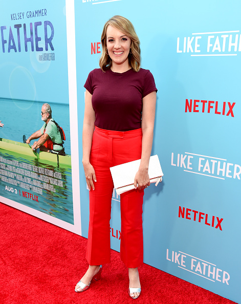 """Silver Shoe「Premiere Of Netflix Original Film' """"Like Father"""" At ArcLight Theaters」:写真・画像(5)[壁紙.com]"""