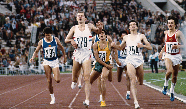 Moscow - Russia「Steve Ovett wins Gold 800 metres final 1980 Olympic Games」:写真・画像(8)[壁紙.com]