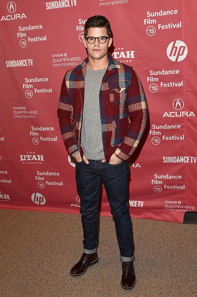 """Jason Merritt「""""I Am Michael"""" Premiere - Arrivals - 2015 Sundance Film Festival」:写真・画像(7)[壁紙.com]"""