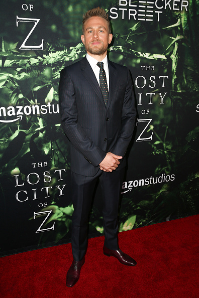"""The Lost City Of Z「Premiere Of Amazon Studios' """"The Lost City Of Z"""" - Arrivals」:写真・画像(5)[壁紙.com]"""