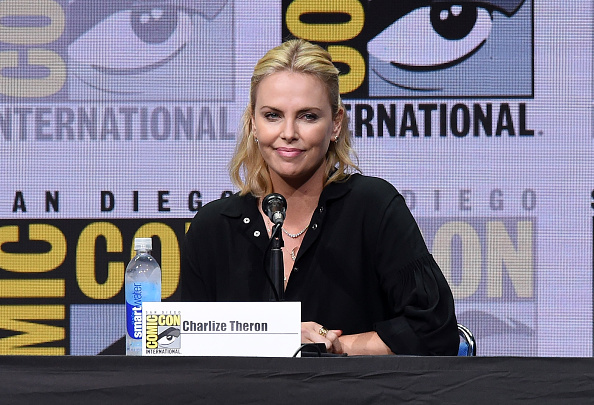 Television Show「Comic-Con International 2017 - Entertainment Weekly's Women Who Kick Ass: Icon Edition With Charlize Theron」:写真・画像(11)[壁紙.com]