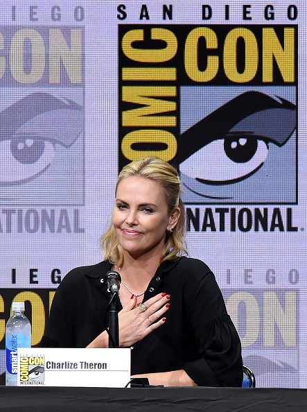 Television Show「Comic-Con International 2017 - Entertainment Weekly's Women Who Kick Ass: Icon Edition With Charlize Theron」:写真・画像(10)[壁紙.com]