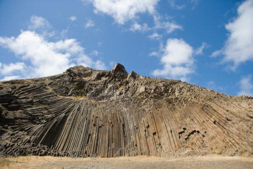 Basalt「Basalt rocks at Pico de Ana Ferreira mountain」:スマホ壁紙(3)