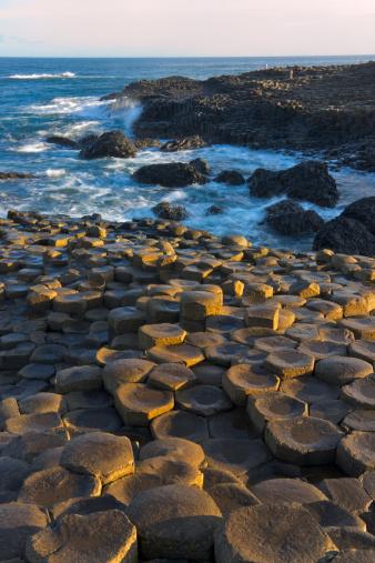 Basalt「Basalt Rock Formation, Giant's Causeway」:スマホ壁紙(1)