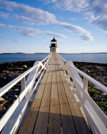 A Helping Hand「Marshall Point Lighthouse」:スマホ壁紙(17)