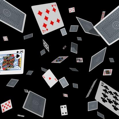 2000年代「Tumbling カードにブラック」:スマホ壁紙(17)