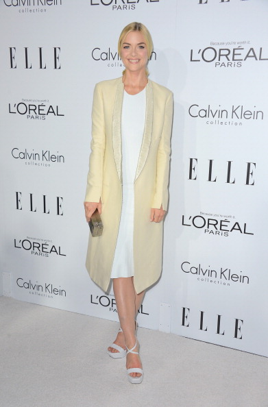 Cream Colored「19th Annual ELLE Women In Hollywood Celebration - Arrivals」:写真・画像(2)[壁紙.com]