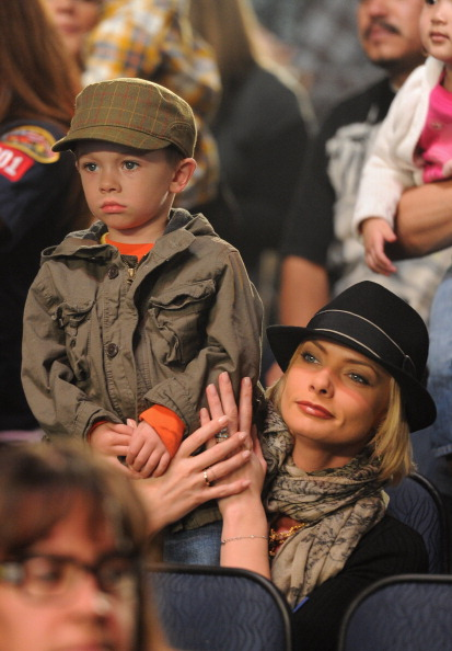 Jaime Pressly「Kia Presents Yo Gabba Gabba! Live! There's A Party In My City! At NOKIA L.A. LIVE  - Backstage - Day 2」:写真・画像(17)[壁紙.com]