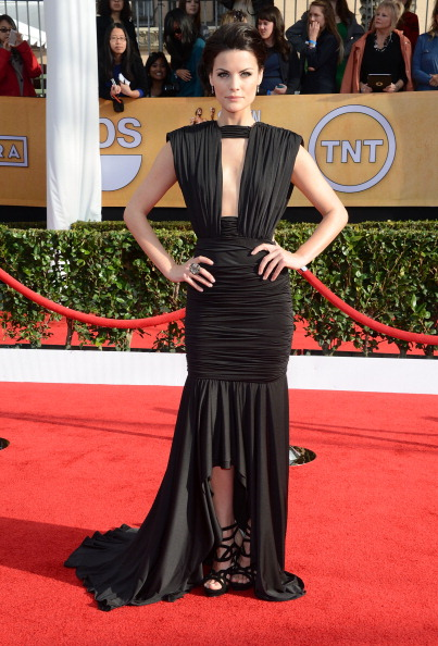 Keyhole Neckline「19th Annual Screen Actors Guild Awards - Arrivals」:写真・画像(5)[壁紙.com]