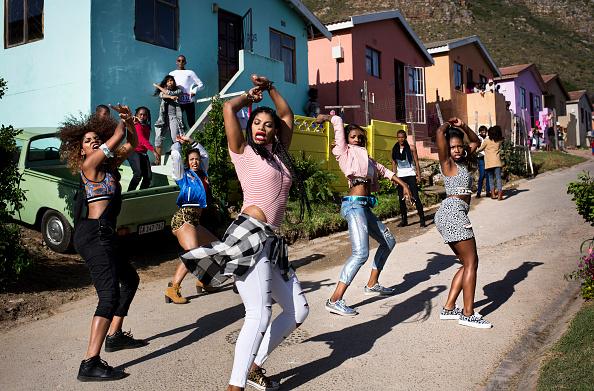 Development「Global Girls - Cape Town, South Africa」:写真・画像(9)[壁紙.com]