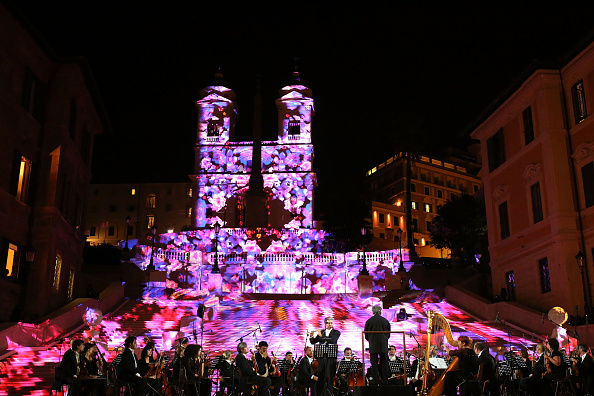 Bulgari「Bvlgari Tribute To Spanish Steps -  Opening Event」:写真・画像(19)[壁紙.com]