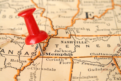 Southern countries「Memphis」:スマホ壁紙(6)