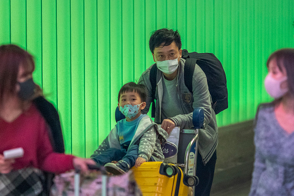 Protection「US Bans Entry To All Foreign Nationals Who Have Been In China Within Last 14 Days」:写真・画像(1)[壁紙.com]