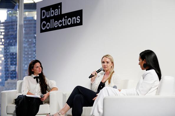 Emcee「Dubai collections March 2016 by Emaar - Fashion Talk」:写真・画像(14)[壁紙.com]