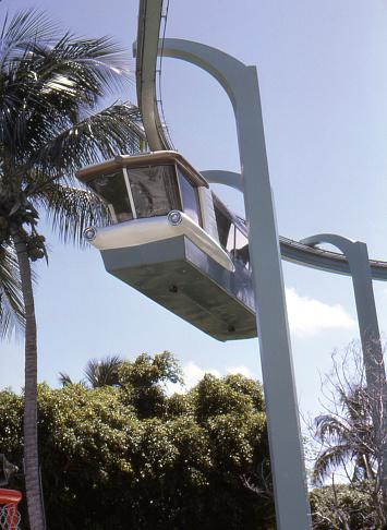 Suspended Train「monorail 1968」:スマホ壁紙(8)