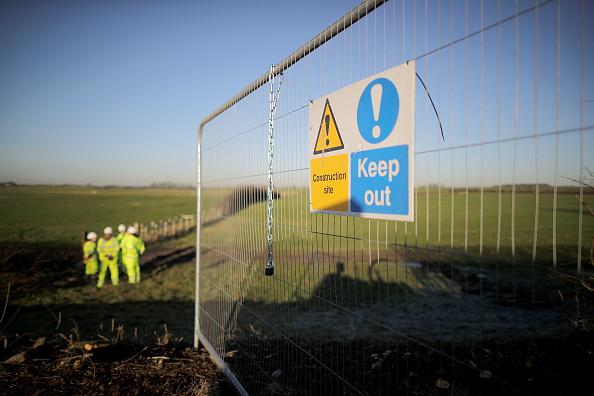 Shale「Construction Begins At Lancashire Fracking Site」:写真・画像(2)[壁紙.com]