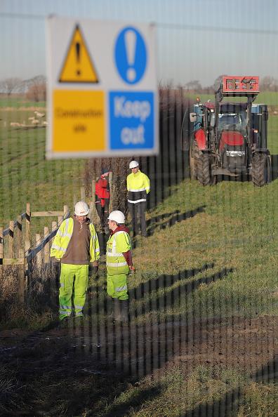 Shale「Construction Begins At Lancashire Fracking Site」:写真・画像(4)[壁紙.com]