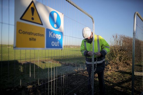 Shale「Construction Begins At Lancashire Fracking Site」:写真・画像(3)[壁紙.com]