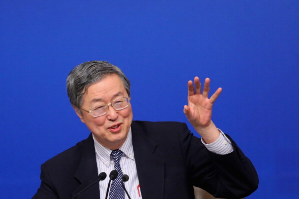 Corporate Business「Chinese Central Bank Governor Zhou Xiaochuan Press Conference」:写真・画像(8)[壁紙.com]