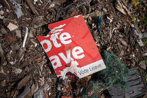 Vote Leave Campaign「Brexit: One Year Until The UK Leaves The EU」:写真・画像(4)[壁紙.com]