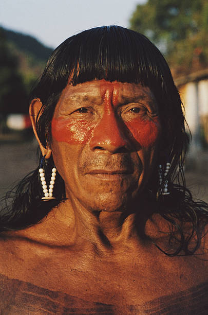 Kayapo People:ニュース(壁紙.com)