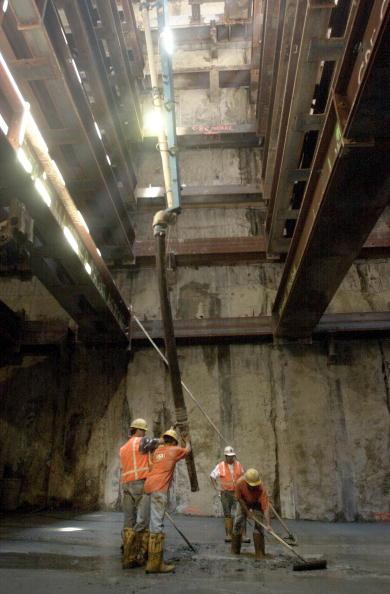 Digging「Big Dig Construction Project in Boston」:写真・画像(9)[壁紙.com]