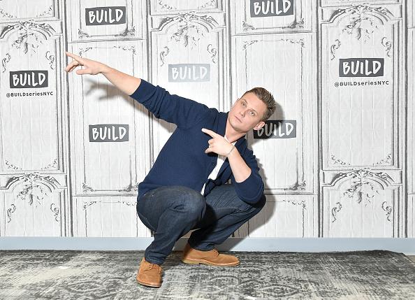 Michael Loccisano「Celebrities Visit Build - February 23, 2018」:写真・画像(6)[壁紙.com]