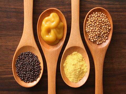 Mustard「Mustard and spoons」:スマホ壁紙(19)