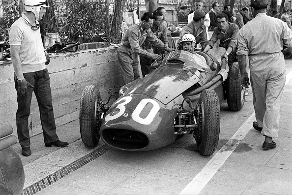 Mechanic「Jean Behra, Grand Prix Of Monaco」:写真・画像(4)[壁紙.com]