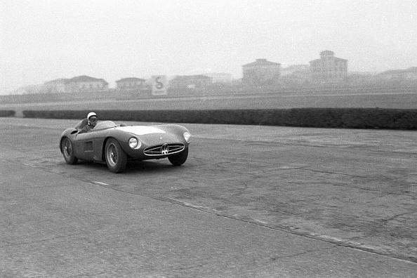 Test Track「Jean Behra, Maserati Test Track」:写真・画像(6)[壁紙.com]