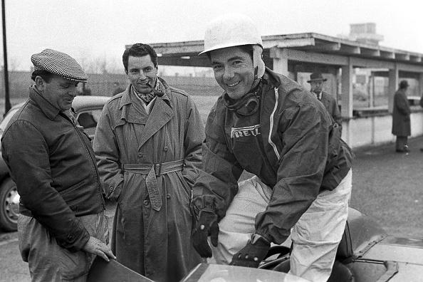 Test Track「Jean Behra, Maserati Test Track」:写真・画像(5)[壁紙.com]
