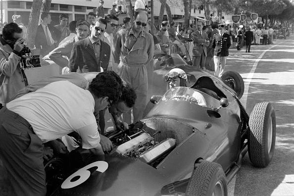 モナコ公国「Jean Behra, Grand Prix Of Monaco」:写真・画像(17)[壁紙.com]