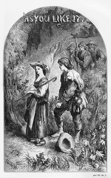 Elizabethan Style「As you Like It  by William Shakaespeare」:写真・画像(13)[壁紙.com]