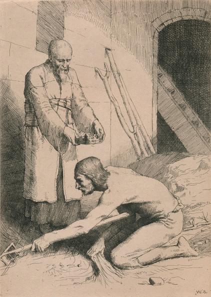Rake「'The Man with the Muckrake', c1916」:写真・画像(3)[壁紙.com]