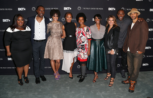 "Paley Center for Media - Los Angeles「The Paley Center For Media Presents Presents Exclusive Premiere Of BET Networks' ""Being Mary Jane"" Season 2」:写真・画像(13)[壁紙.com]"