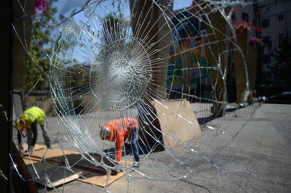 Stealing - Crime「National Strike And Protests Against President Piñera」:写真・画像(19)[壁紙.com]