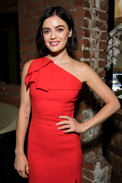 Black Hair「Lucy Hale Hosts St. Jude Luncheon To Kick-Off Childhood Cancer Awareness Month」:写真・画像(16)[壁紙.com]