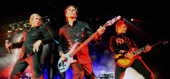 Dan Kitwood「Duran Duran Perform At The O2 Arena」:写真・画像(9)[壁紙.com]