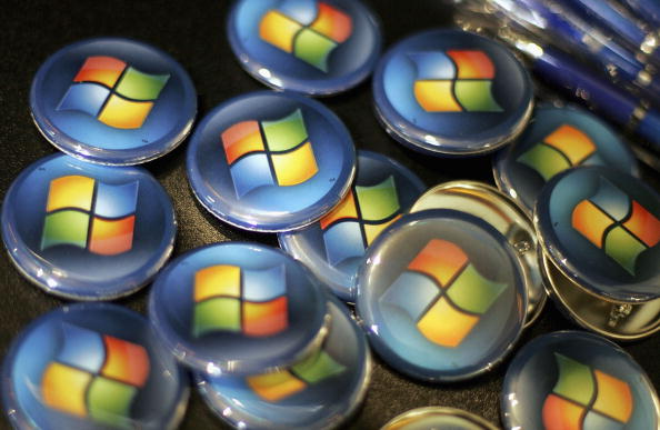 Microsoft「Microsoft Launches Vista Operating System」:写真・画像(1)[壁紙.com]