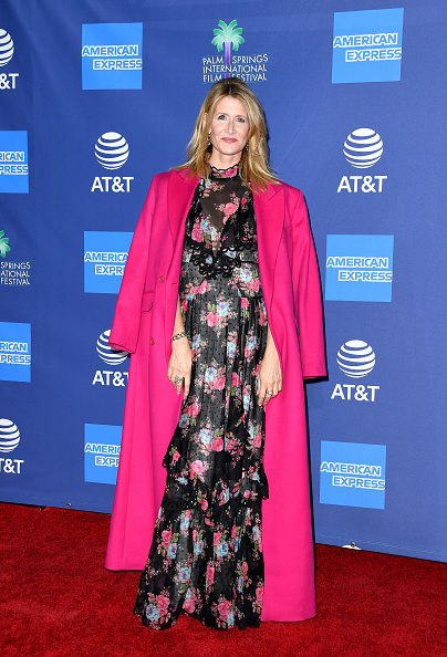 Hot Pink「2020 Annual Palm Springs International Film Festival Film Awards Gala - Arrivals」:写真・画像(6)[壁紙.com]