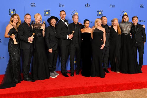 Black Color「75th Annual Golden Globe Awards - Press Room」:写真・画像(3)[壁紙.com]