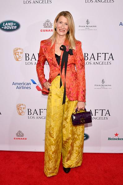 Wide Leg Pants「The BAFTA Los Angeles Tea Party - Arrivals」:写真・画像(5)[壁紙.com]