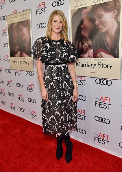 "Sleeved Dress「AFI FEST 2019 Presented By Audi – Screening Of ""Marriage Story"" – Red Carpet」:写真・画像(17)[壁紙.com]"