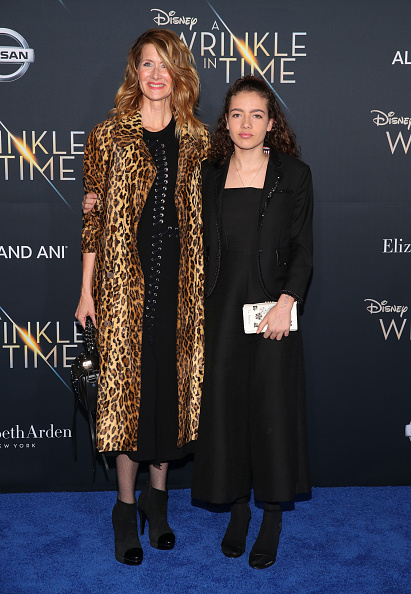 "A Wrinkle in Time「Premiere Of Disney's ""A Wrinkle In Time"" - Arrivals」:写真・画像(5)[壁紙.com]"