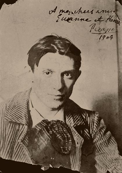 Portrait「Pablo Picasso」:写真・画像(6)[壁紙.com]