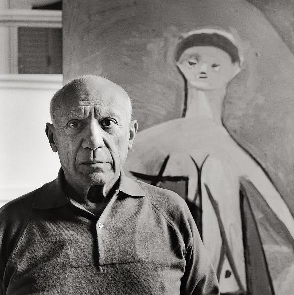 Pablo Picasso「Pablo Picasso」:写真・画像(3)[壁紙.com]