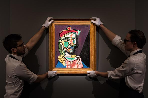 アート「Sotheby's Impressionist Press Call」:写真・画像(1)[壁紙.com]