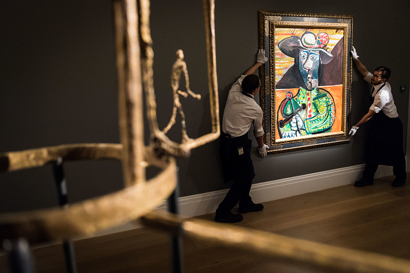 Art「Sotheby's Impressionist Press Call」:写真・画像(14)[壁紙.com]