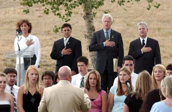 High School Student「Groundbreaking Ceremony Held For Columbine Memorial」:写真・画像(3)[壁紙.com]